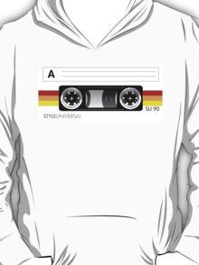 Cassette tape vector design T-Shirt