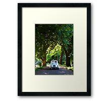 Cinquecento Fiat 500 Framed Print