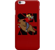 Kanye .. on a flying bear? iPhone Case/Skin