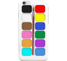 Artists Painting Set – iPhone 5 Case iPhone Case/Skin