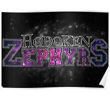 Hoboken Zephyrs Poster