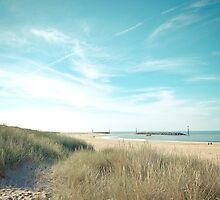 Sea Palling Beach, Norfolk by William Cockram