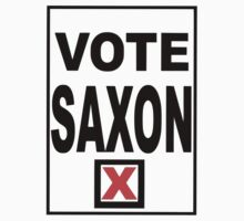 Vote Saxon by Tusny