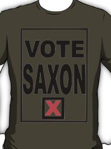 Vote Saxon T-Shirt
