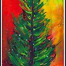 Happy Tree by Sam Fonte