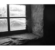FAIRY IN THE WINDOW Photographic Print