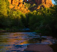 Cathedral Rock by BGSPhoto