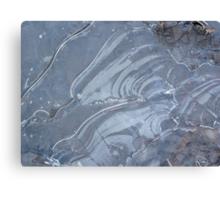 Nice Ice Canvas Print