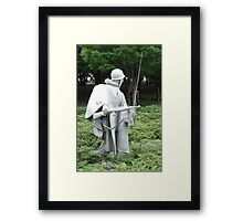 Watch Your 7o'Clock Framed Print