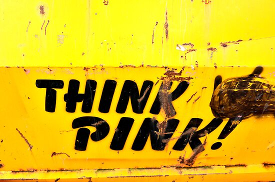 Think Pink by Steve