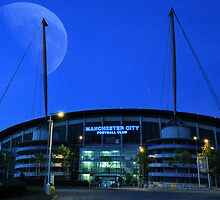 The City of Manchester Stadium by waylander99uk