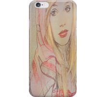 we only part to meet again.... iPhone Case/Skin