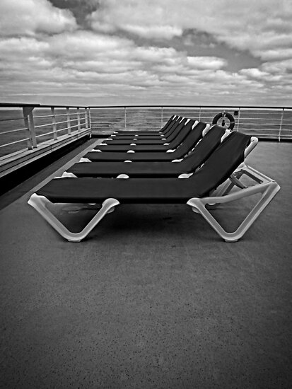Just A Day at Sea by Lucinda Walter