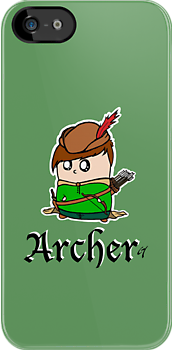 The Archer by Cillian Morrison