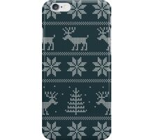 Wintergreen Nordic Sweater Phone Case iPhone Case/Skin