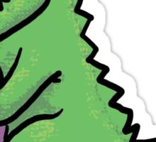 Pandzilla Sticker