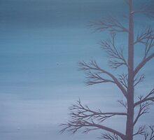 Winter Winds by Darla Gojcz