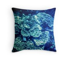 Coral Throw Pillow