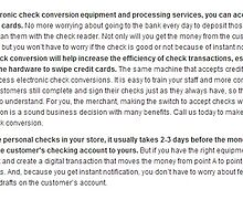 Oracle Payment Systems Reviews-Electronic Check Conversion by oraclepayment