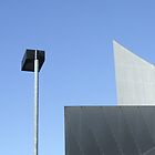Imperial War Museum North, Salford, England by exvista