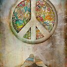 peace by Karin  Taylor