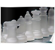 Chess 3 Poster