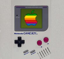 Gameboy by Genoslaw