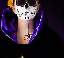 Day of the Dead - Sugar Skull by Rosemary Scott