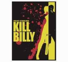 Kill Billy Sticker (Shirt in Description) by num421337