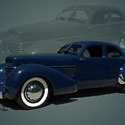 1937 Cord Beverly Model 812  by TeeMack