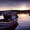 Dawn at Marsaxlokk