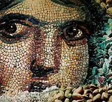 Mosaic Eyes (Athens, Greece) by Michael J Armijo