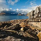 Loch Scavaig and the Cuillin by Chris McIlreavy