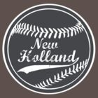 New Holland Baseball Shirt (Frankenweenie) by TheGrambler