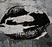 Marilyn's Mouth by depsn1
