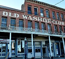"""Old Washoe Club"" by Lynn Bawden"