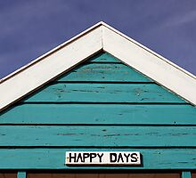 Happy Days by Paul Saunders