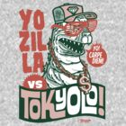 Tokyolo! (Yozilla variant) by Gimetzco