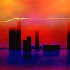 Skyline Revisited by MickeyHarrisArt