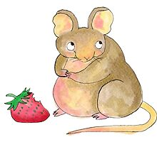 Gustav The Mouse (1/3) by Ellen Stubbings
