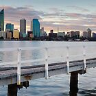 The Jetty, A Perth City Panorama  by Daniel Carr