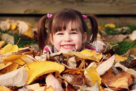 Fall's True Beauty by Tracy Friesen