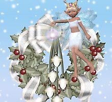 Fairy Wreath by LoneAngel