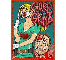Goregrind - Nurse Kate Gore Photographic Print