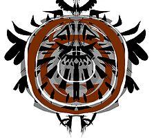 Bullseye Tribal by JARDz