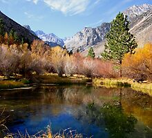 Beautiful Sierras by marilyn diaz