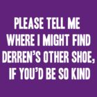 Derren's Other Shoe - White by Abigail-Devon Sawyer