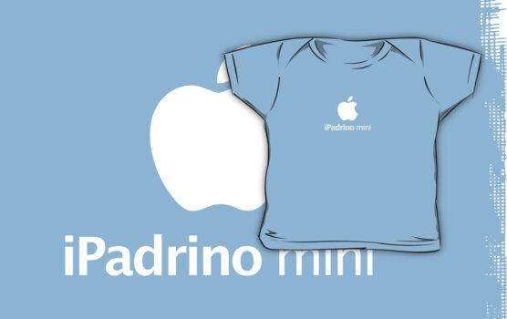 iPadrino mini - Steve Jobs Tribute by deadlyfingers