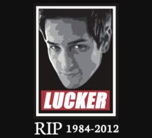 RIP MITCH LUCKER; 1984-2012 by stevebluey