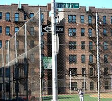 Franklin Avenue Softball, Bronx, NYC by Alberto  DeJesus